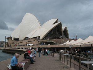 カンガルー日記;シドニーと来たらオペラハウス