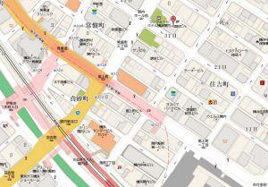 3Gフライペン(R);地図
