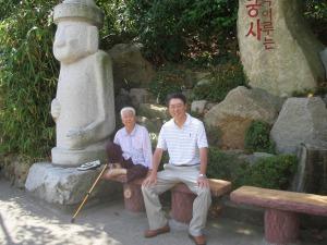 チョンス~~機張(キジャン)から釜山 ナンパ中