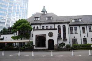 のむけはえぐすり  高麗神社のびっくり  4)旧李王邸
